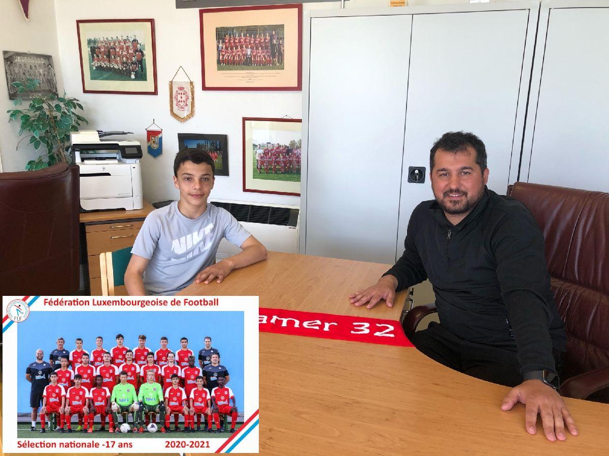 Le FC Mamer intégre ses jeunes!