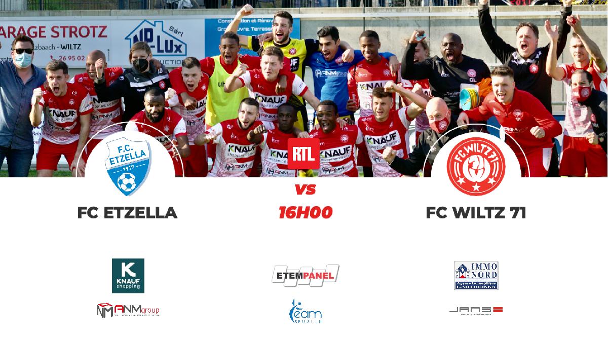 IT'S DERBY TIME VS FC ETZELLA!
