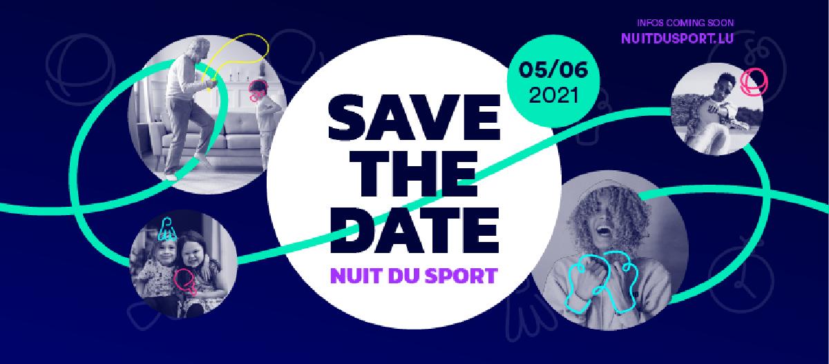 Nuit des sports 2021 zu Contern