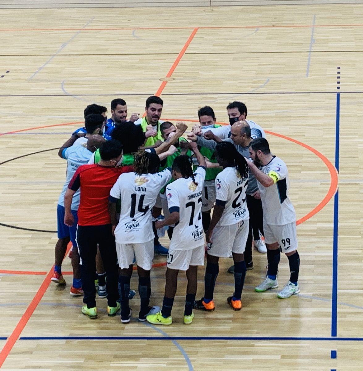 Fiers de notre équipe FUTSAL Champion Ligue 1 Série B