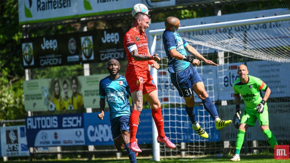 FC Déifferdeng 03 3:1 FC Swift Hesper