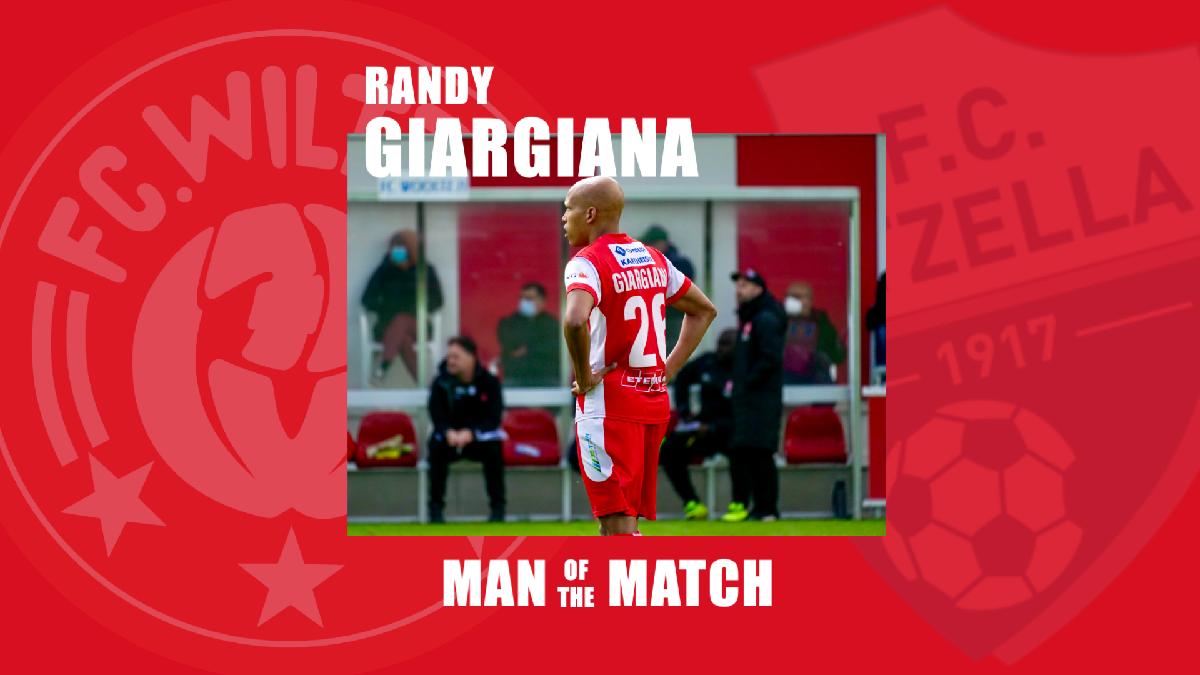 MAN OF THE DERBY VS ETZELLA : RANDY GIARGIANA!