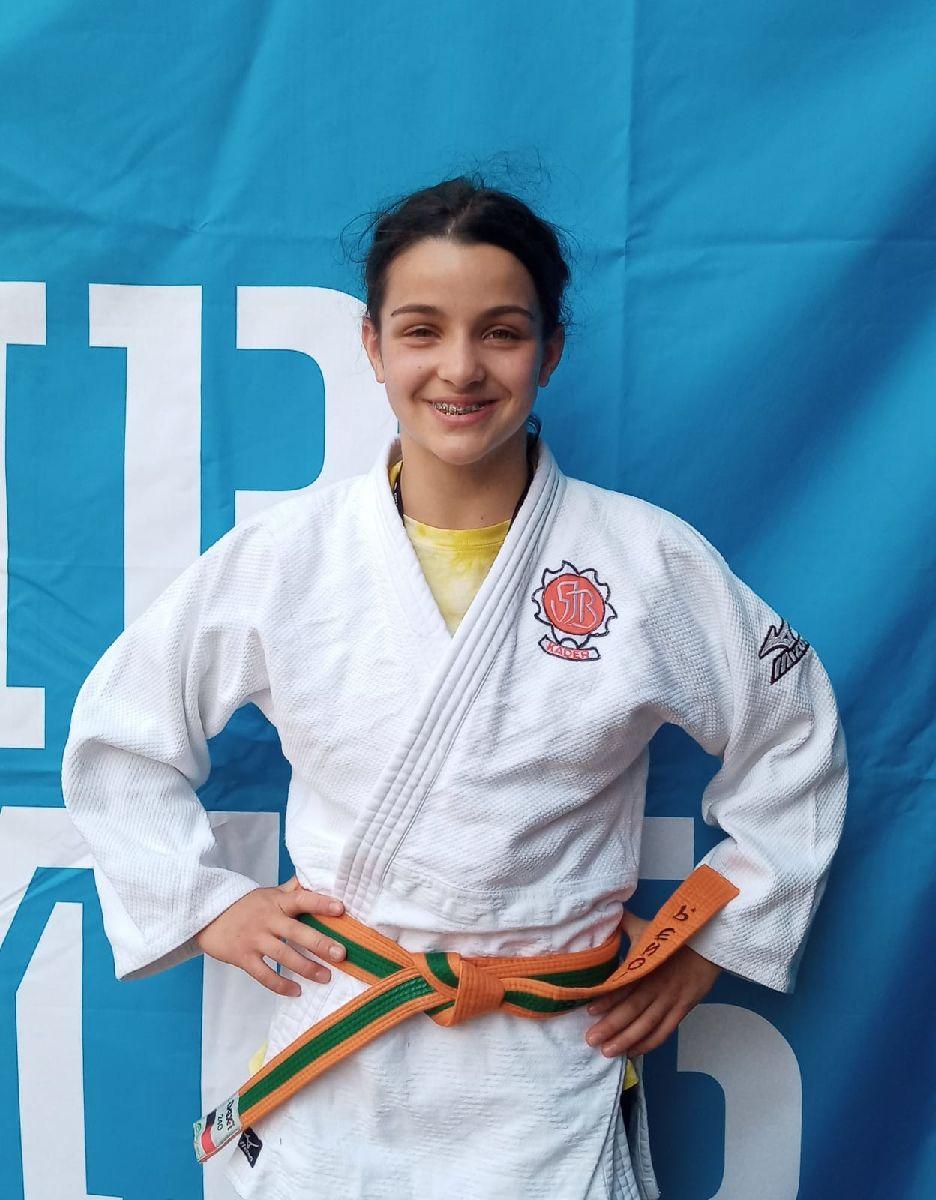 Paula Bartone belegt sehr guten 5. Platz bei den Ruhr Games