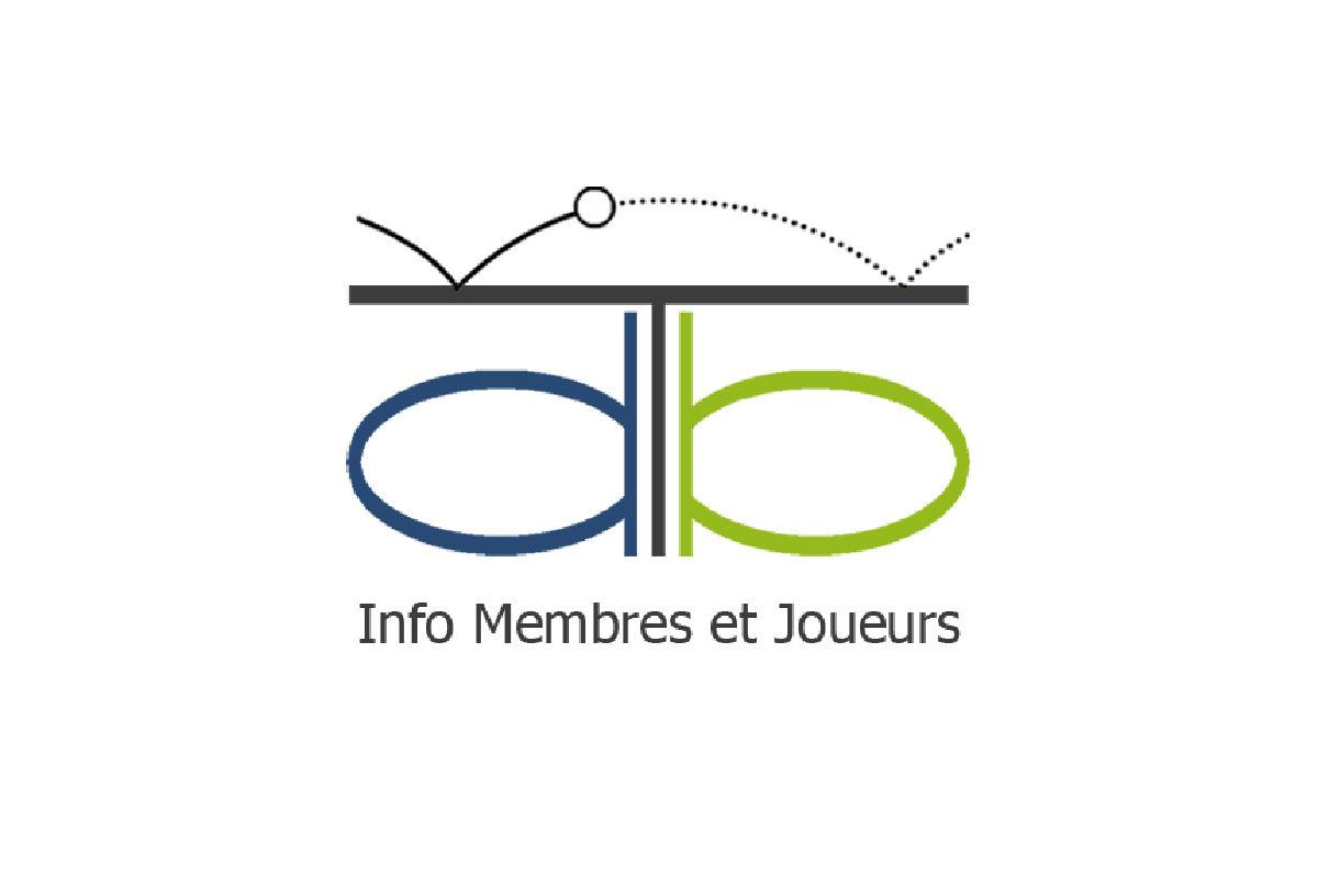 INFO JOUEURS / PLAYER INFO