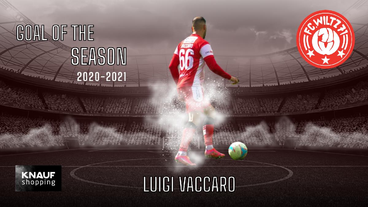 THE GOAL OF THE SEASON = Luigi VACCARO