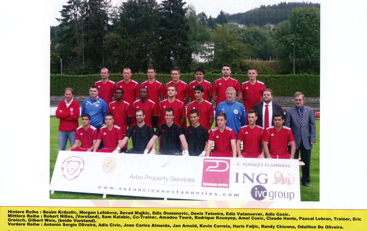 2011-2012: Im dritten Versuch endlich ein Relegationsspiel gewonnen