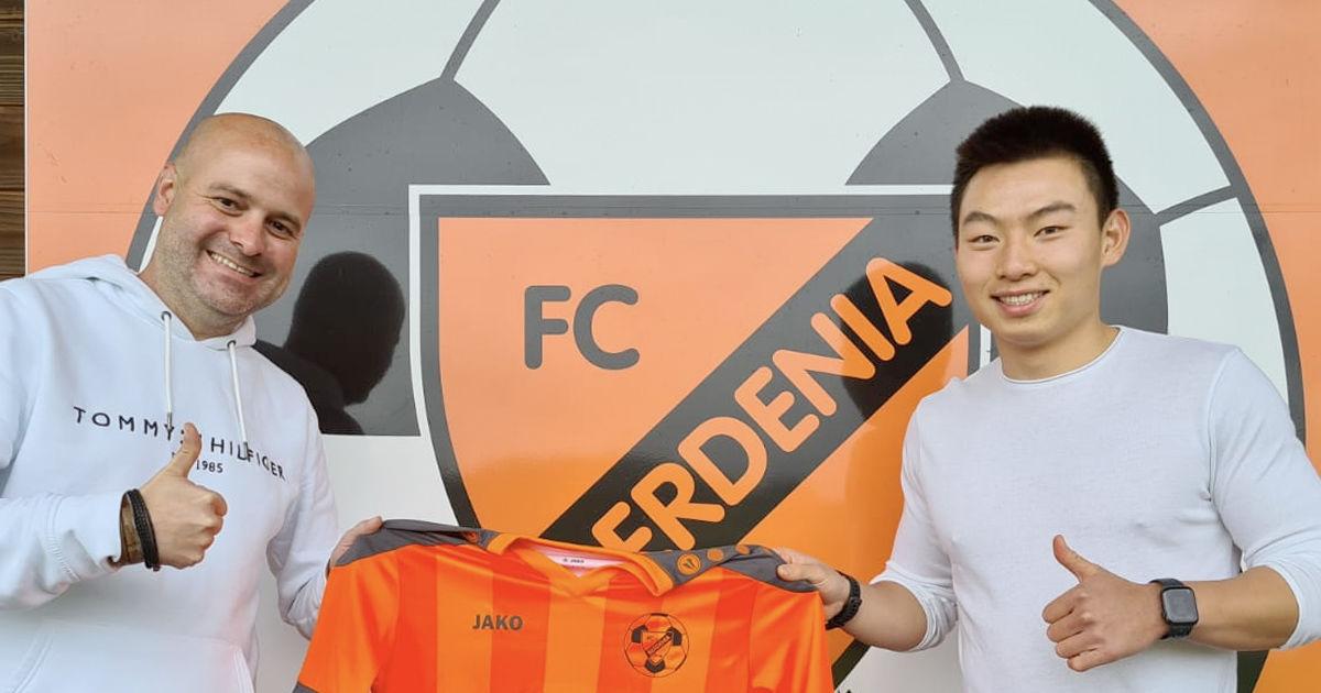 Transfert News: Bobby Jiang