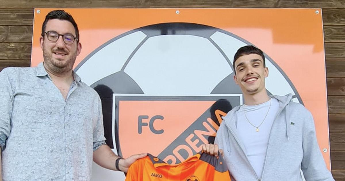 Transfert News: Adriano Junior De Sousa Ferraz