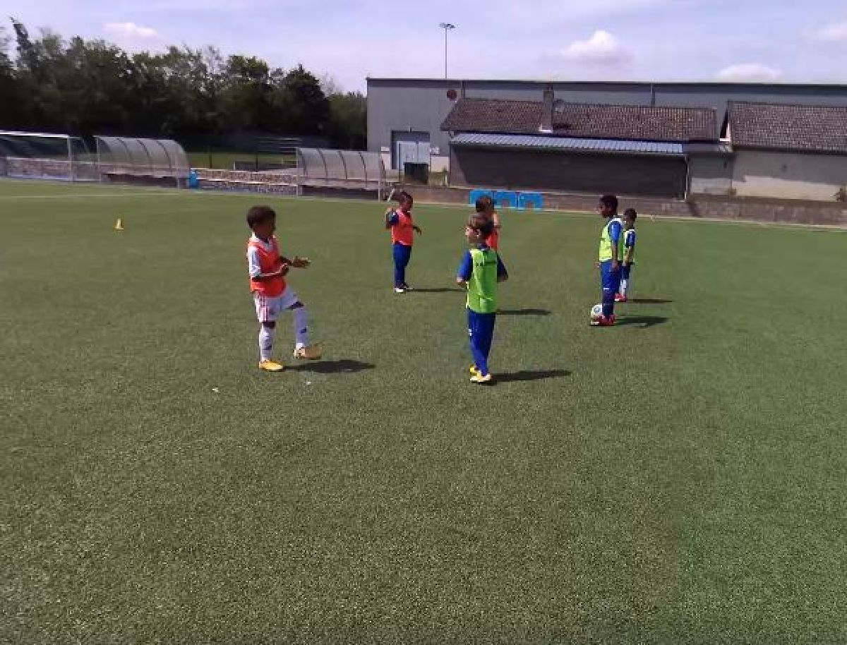 Match Amicale SC Bettembourg U7 - Bambinis
