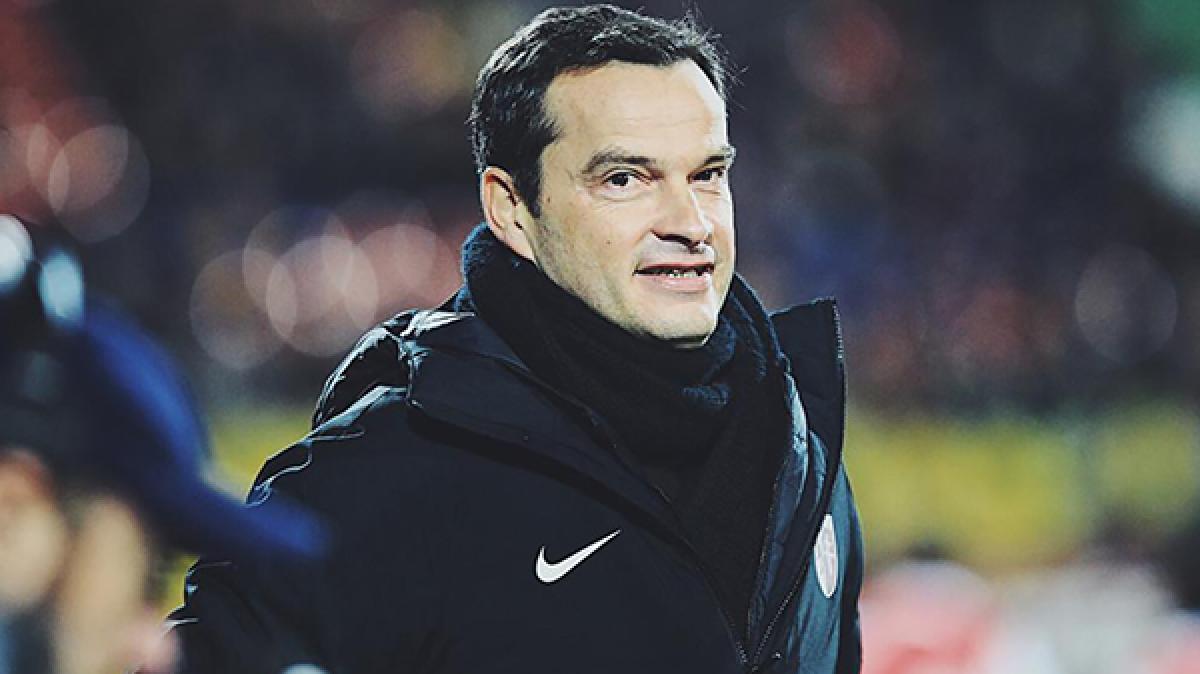 Communiqué de Presse: Neien Trainer ass den Vincent Hognon!