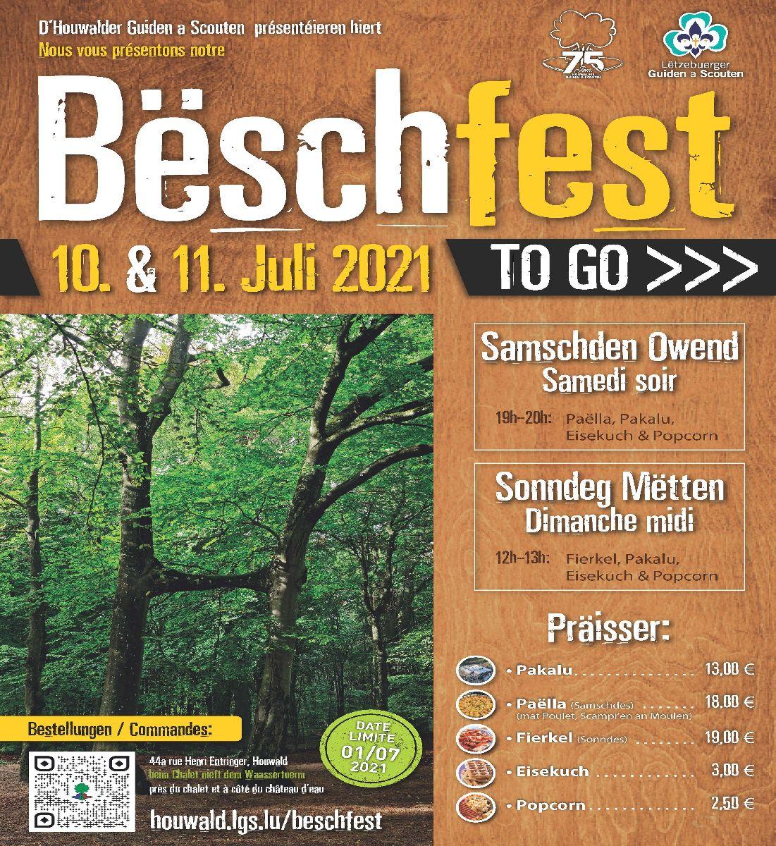 Bëschfest 2021