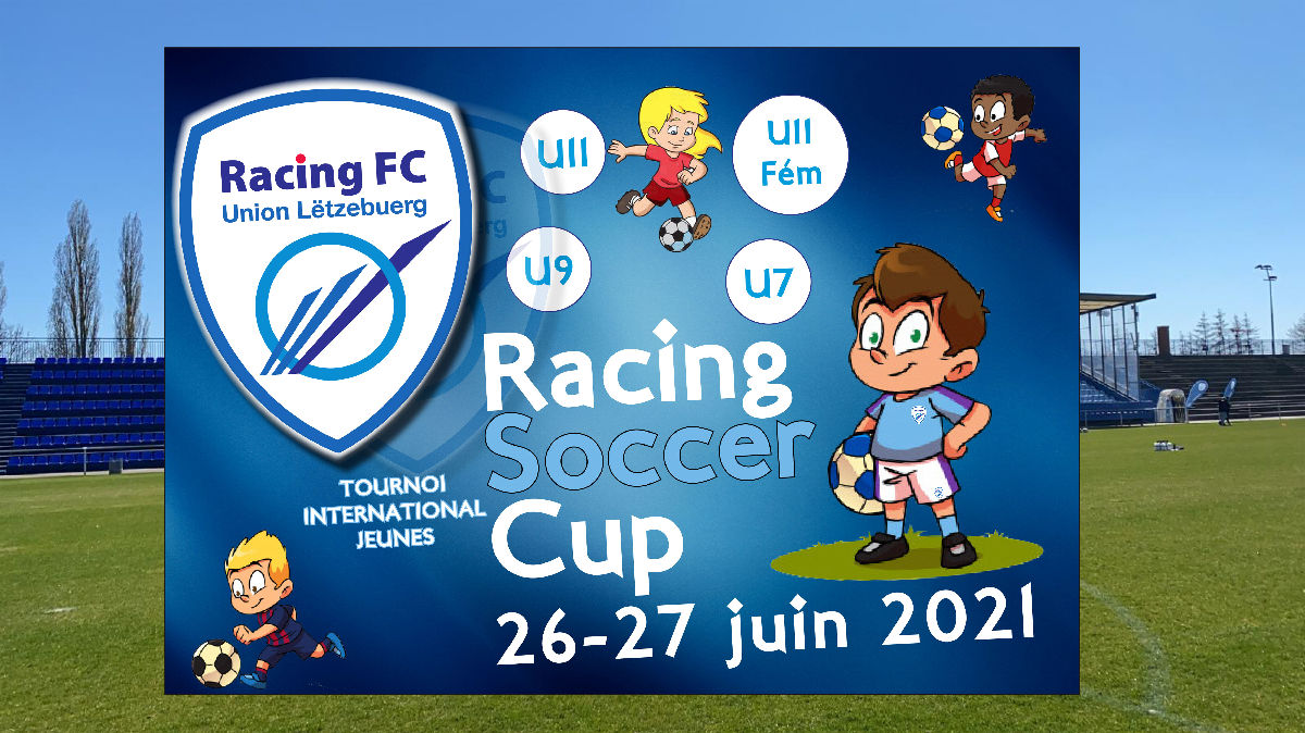 Racing Soccer Cup : coup d'envoi demain !
