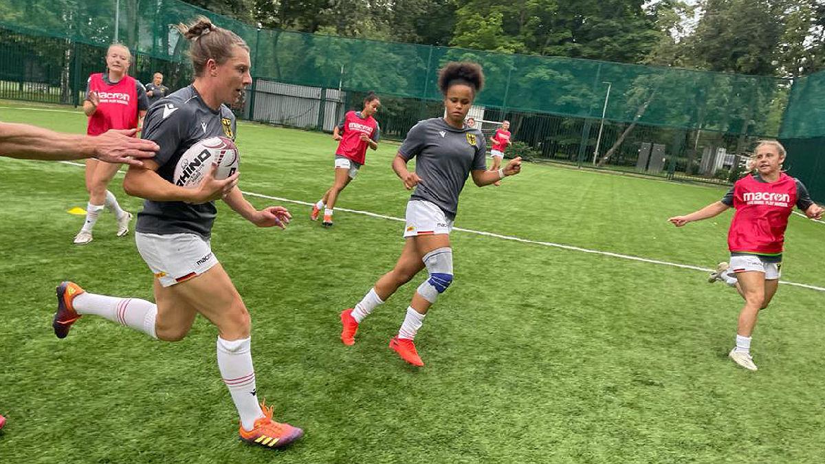 7er-EM: DRV-Frauen spielen wieder um Plätze 7 bis 9