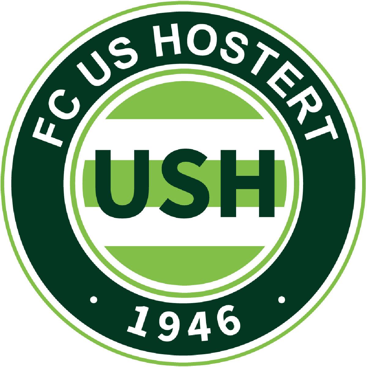 USH matt neiem Logo fir den 75. Anniversaire