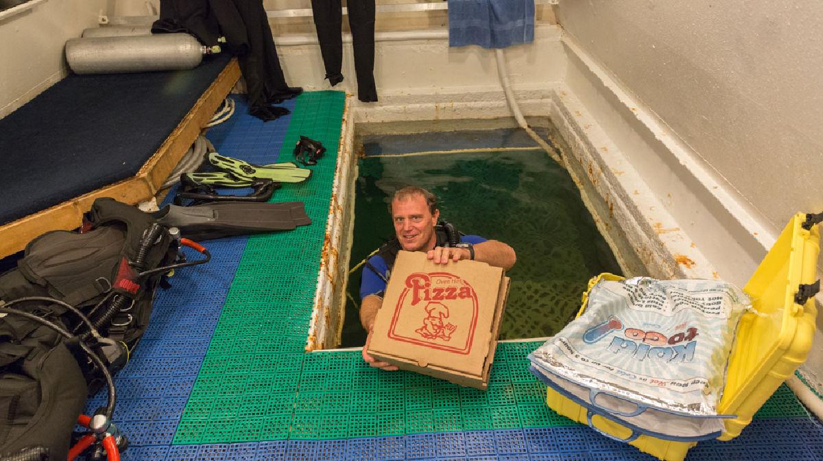 Dernier entraînement et pizza fin saison