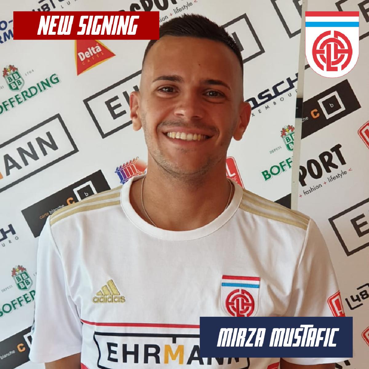 Welcome Mirza Mustafic
