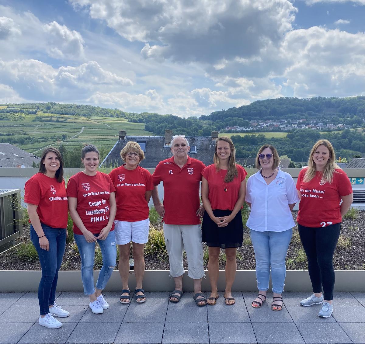 AG: Lëtzebuerger Handballfederatioun (FLH)