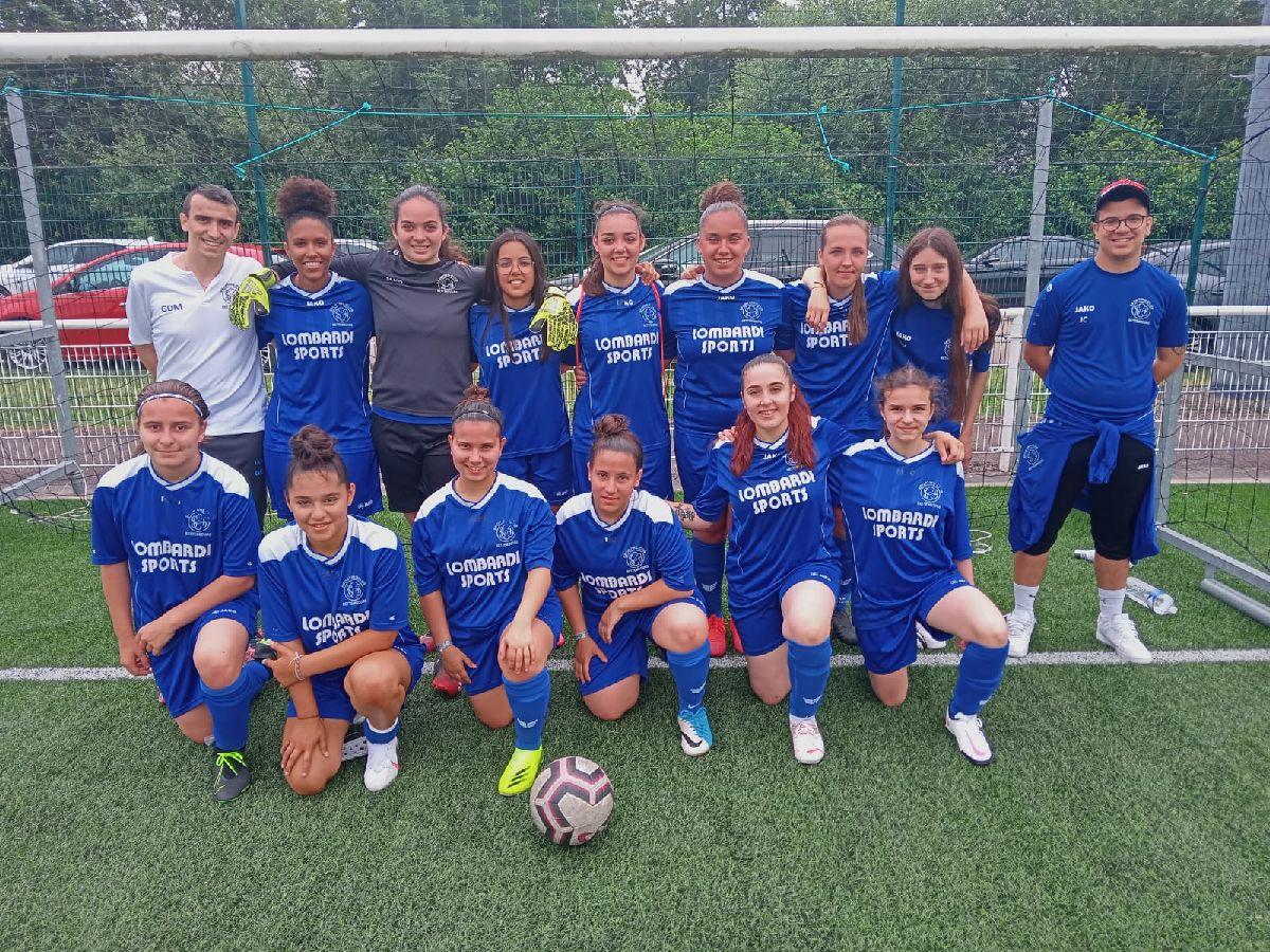 Tournoi à Marante en France - SC Bettembourg Dames 2