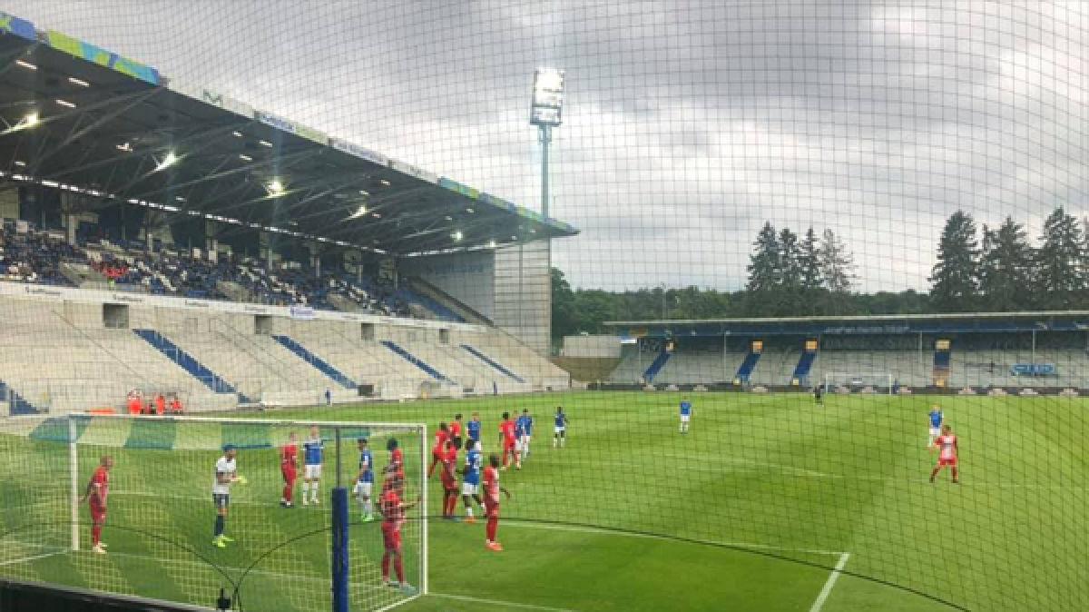 SV Darmstadt 98 1:0 FC Swift Hesper