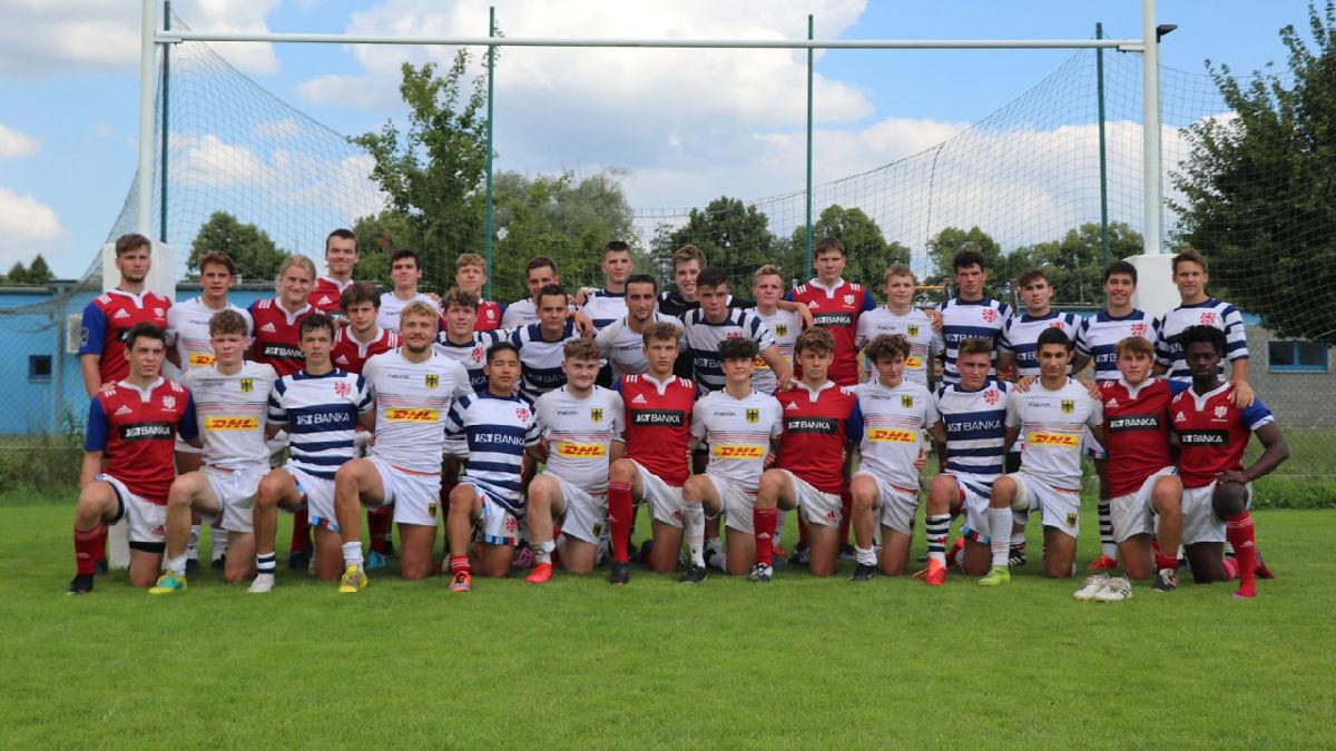 7er-U18-Junioren: Gute EM-Vorbereitungsmaßnahme in Tschechien