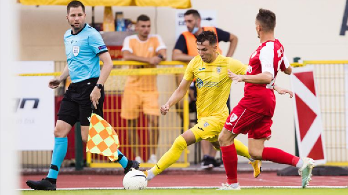 NK Domzale 1:0 FC Swift Hesper