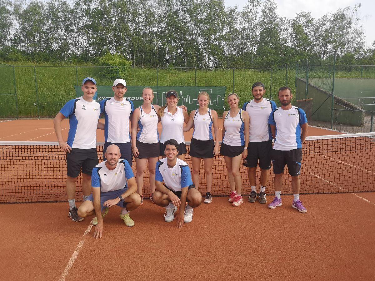 CHAMPIONS! - Equipes 1 dames et hommes