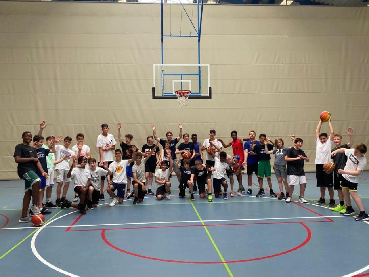 12 juin 2021: Tournoi MINIS Basket Esch