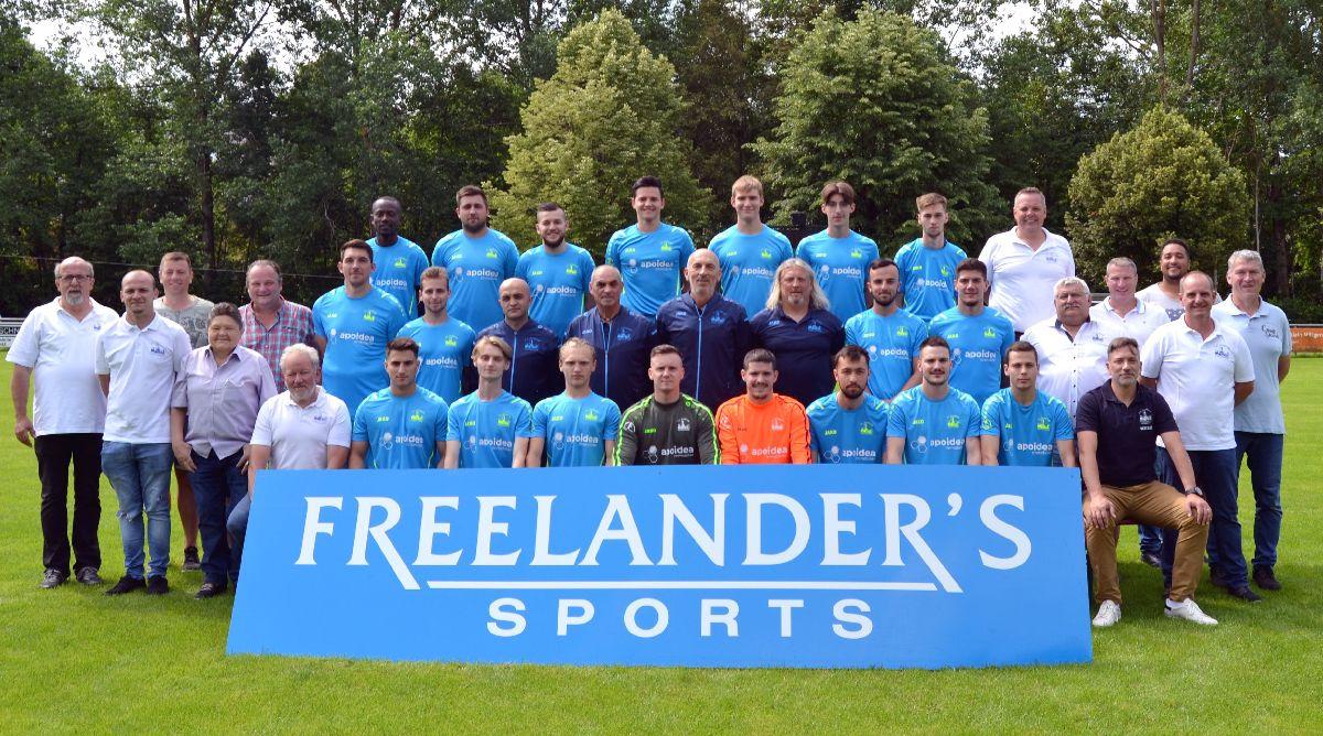 Saison 2021-2022: Nei Uniformen fir Senioren 1 vum FCJU