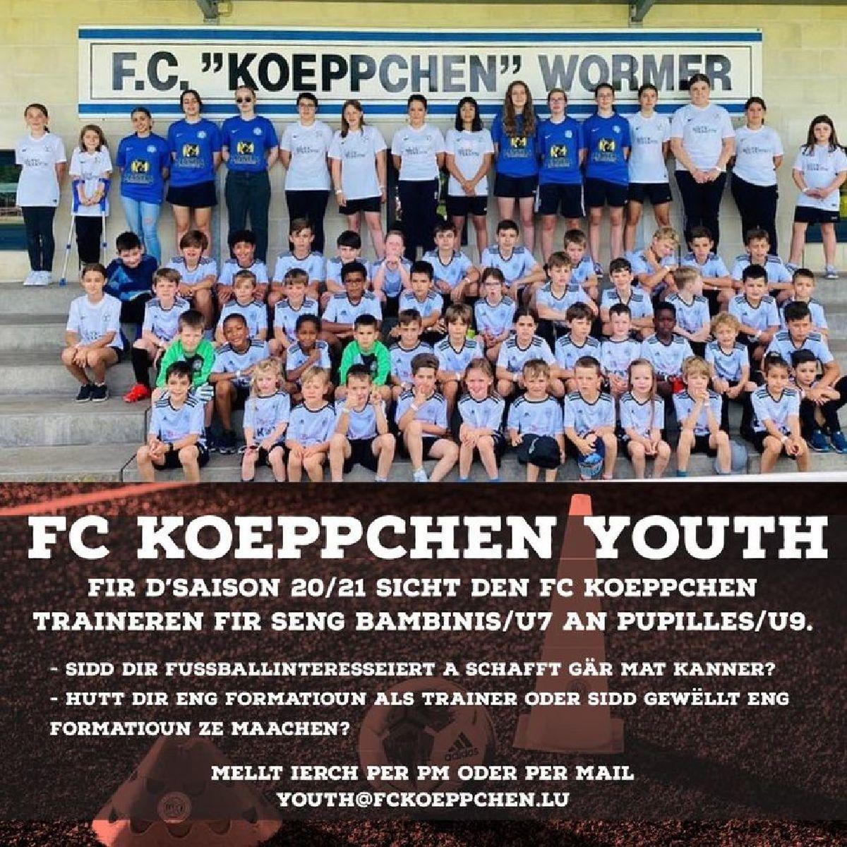 Jugendtraineren gesicht