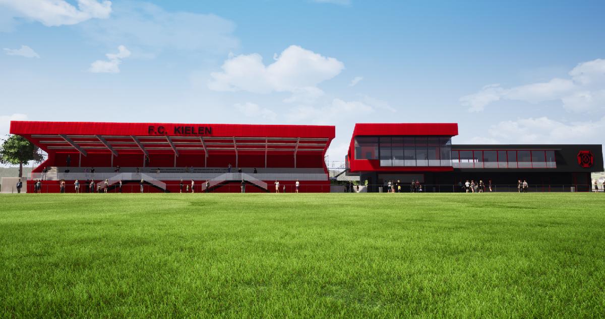 Den neien Stadion an Biller: