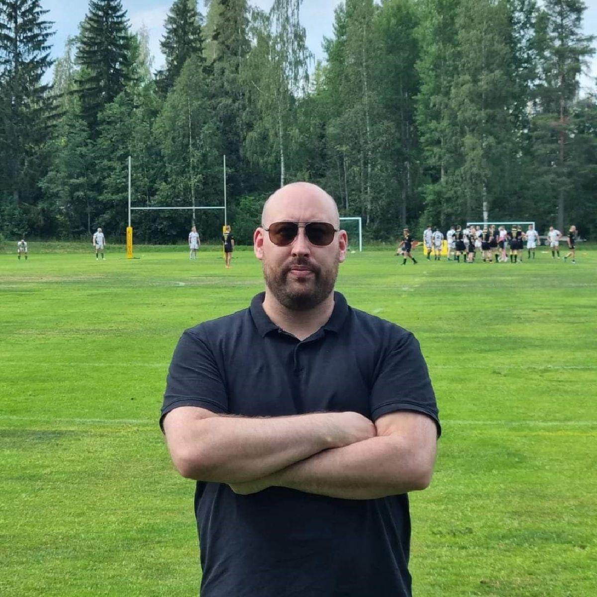 Suomen rugbyliitto sai uuden rahastohoitajan