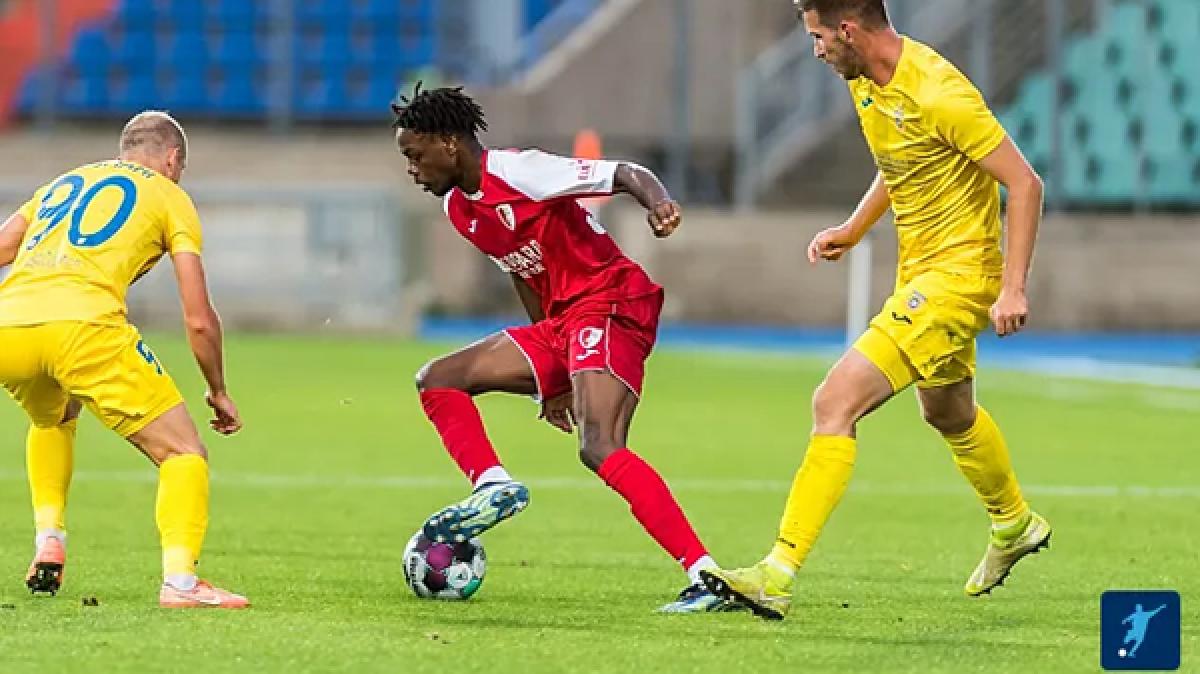 FC Swift Hesper 1:1 NK Domzale