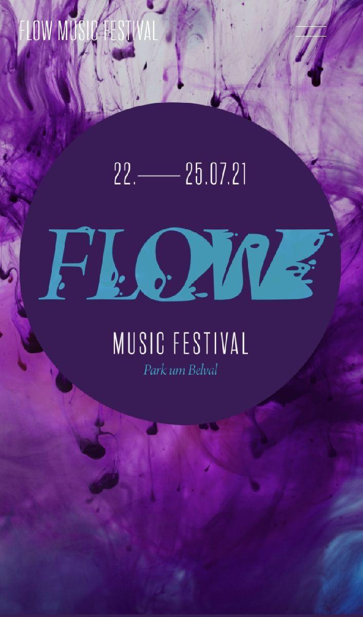 CS Sanem um Flow Music Festival