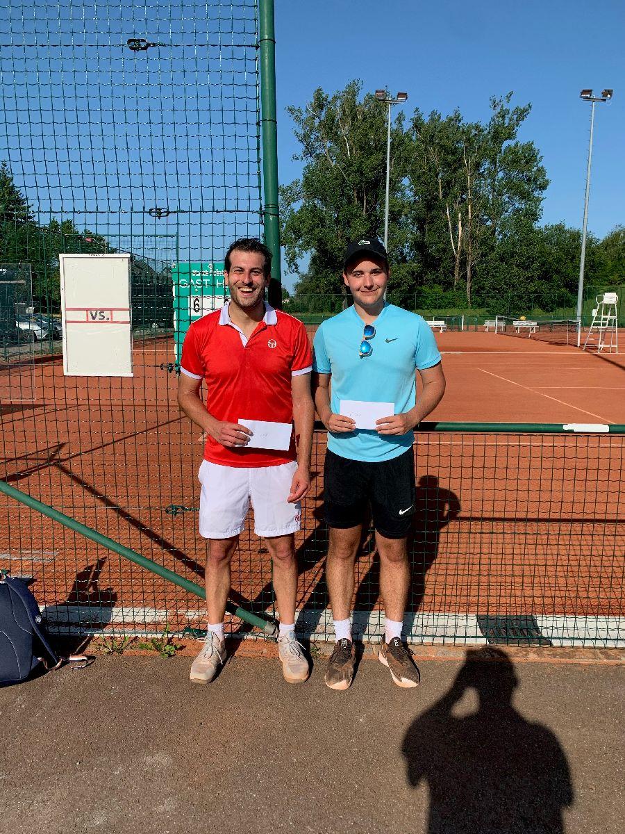 Tournoi de Pétange: Vainqueurs