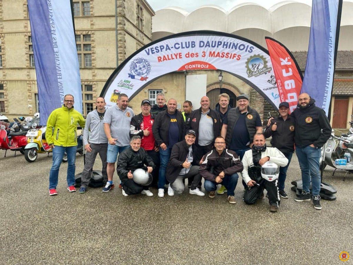Rally 3 Massifs 2021