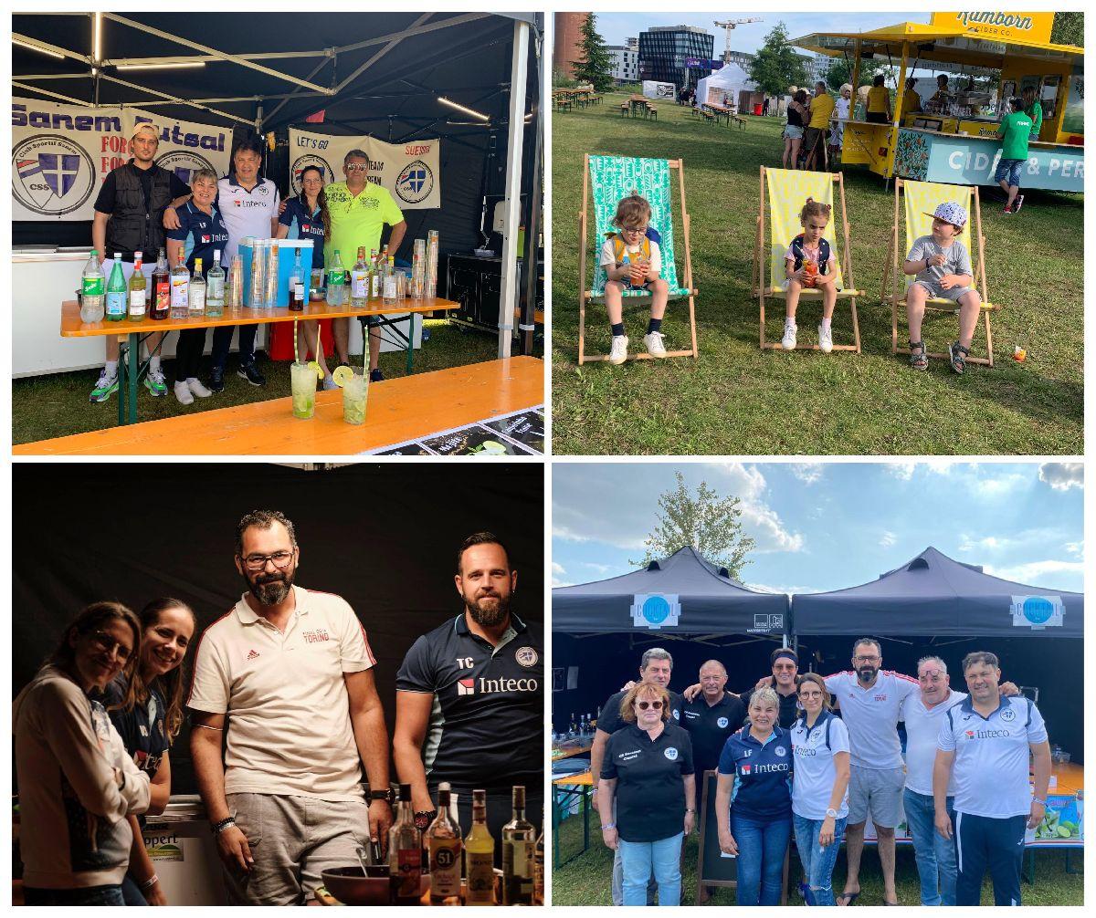 Dernier jour au Festival Merci à nos bénévoles