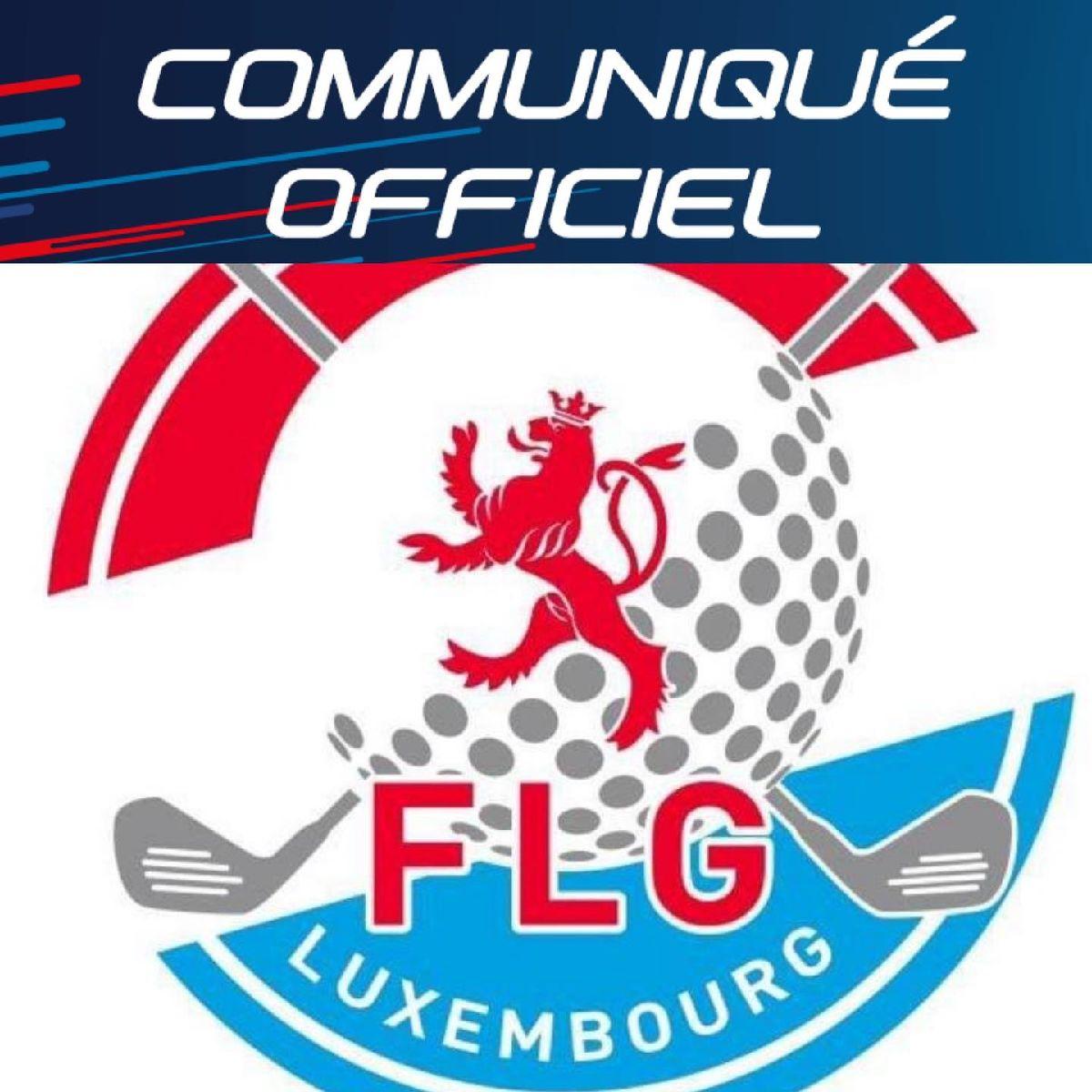 Exclusion momentanée du Golf Club de Christnach de la FLG