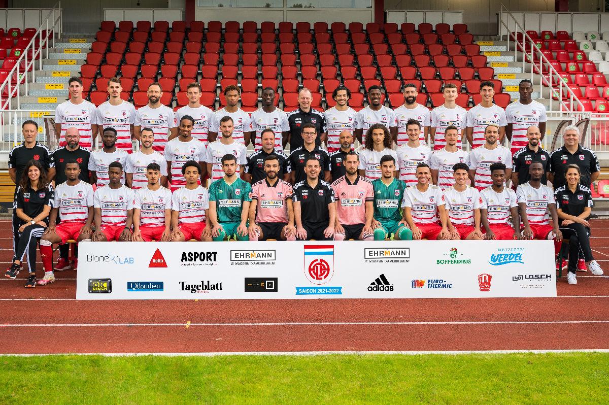 CS Fola First Team 2021-2022