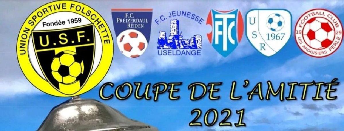 COUPE DE L'AMITIÉ 2021 ZU KIETSCHT