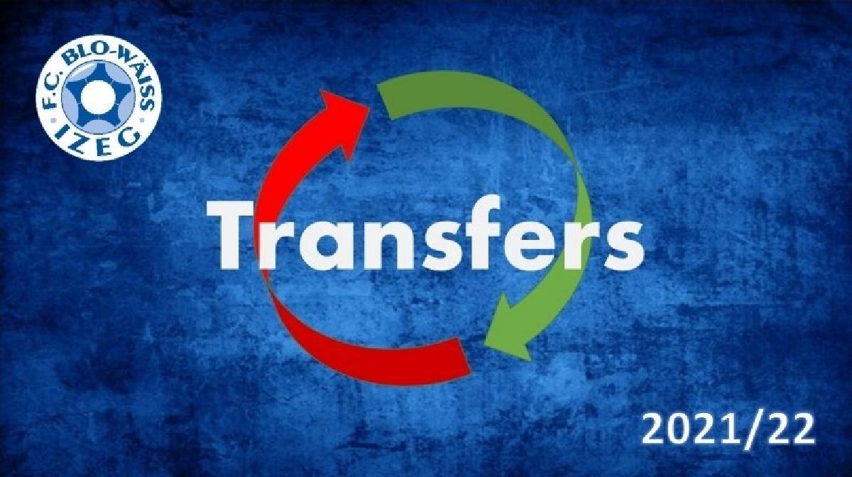 TRANSFEREN FIR D'SAISON 2021/22