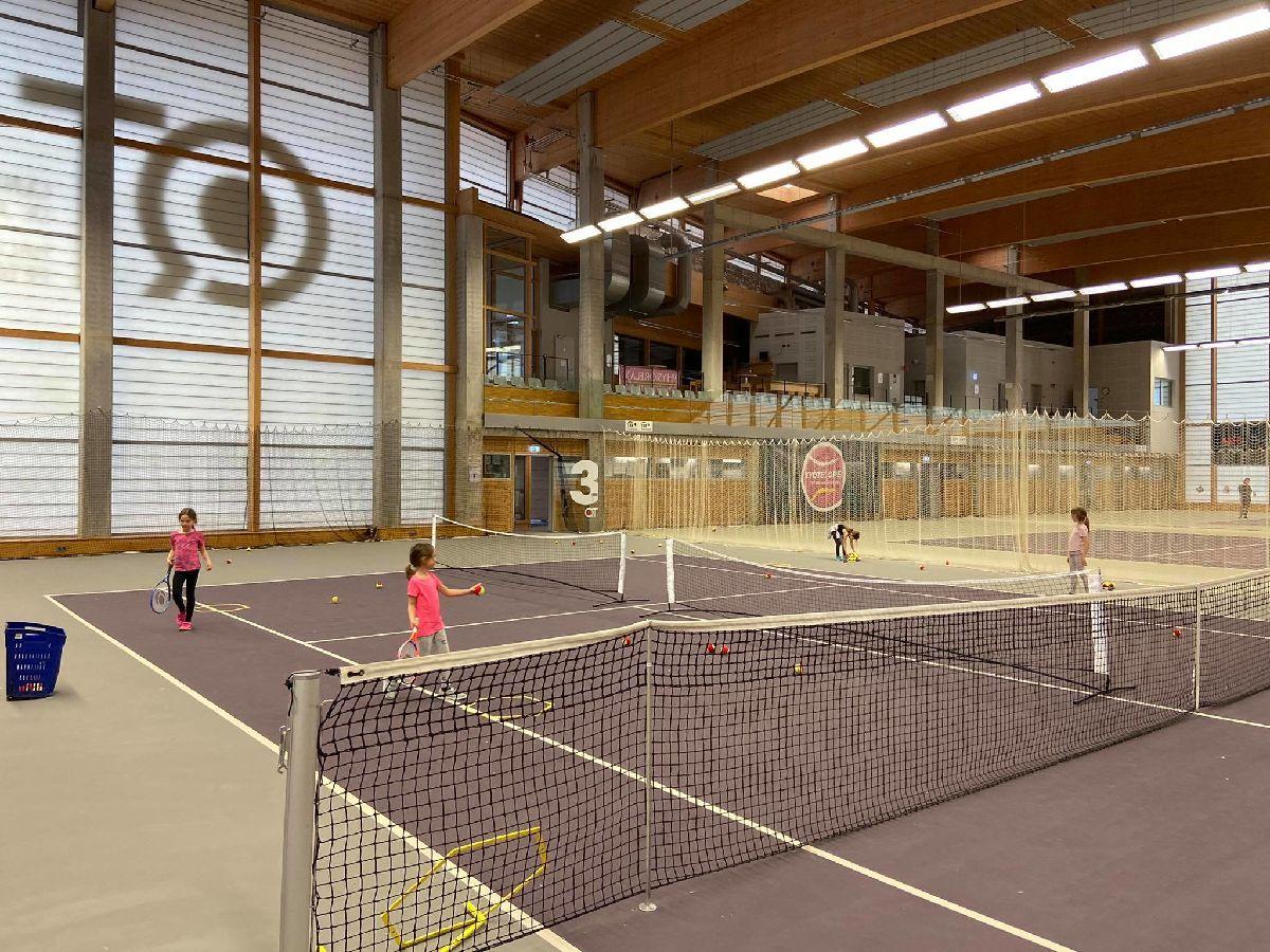 Inscriptions: Ecole de tennis - pour chaque âge et niveau