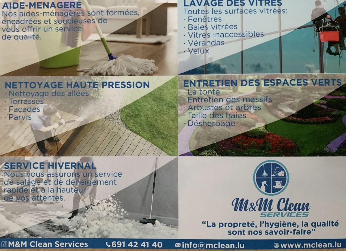 M&M Clean Services = new Pikes sponsor