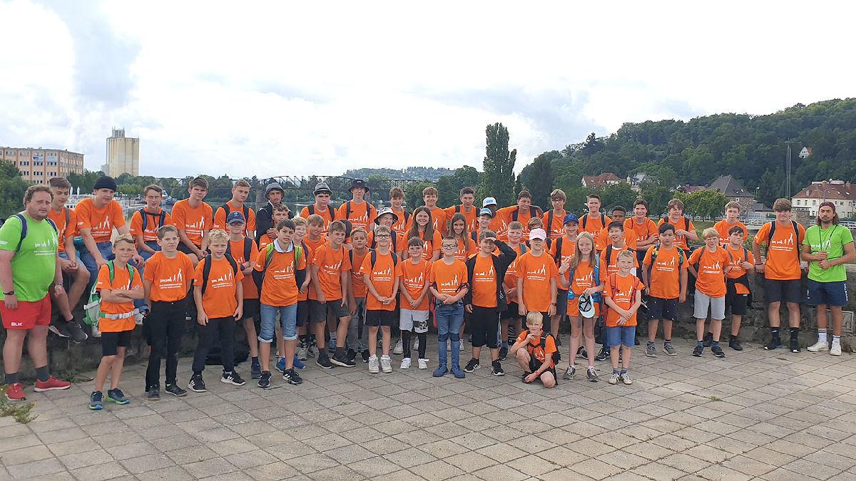 DRJ-Sommercamp 2021 ein voller Erfolg