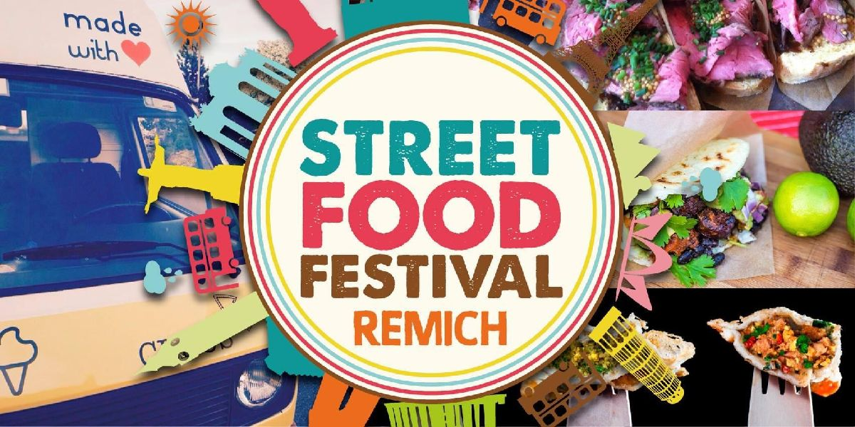 Street Food Festival Remich 13-15.8.21
