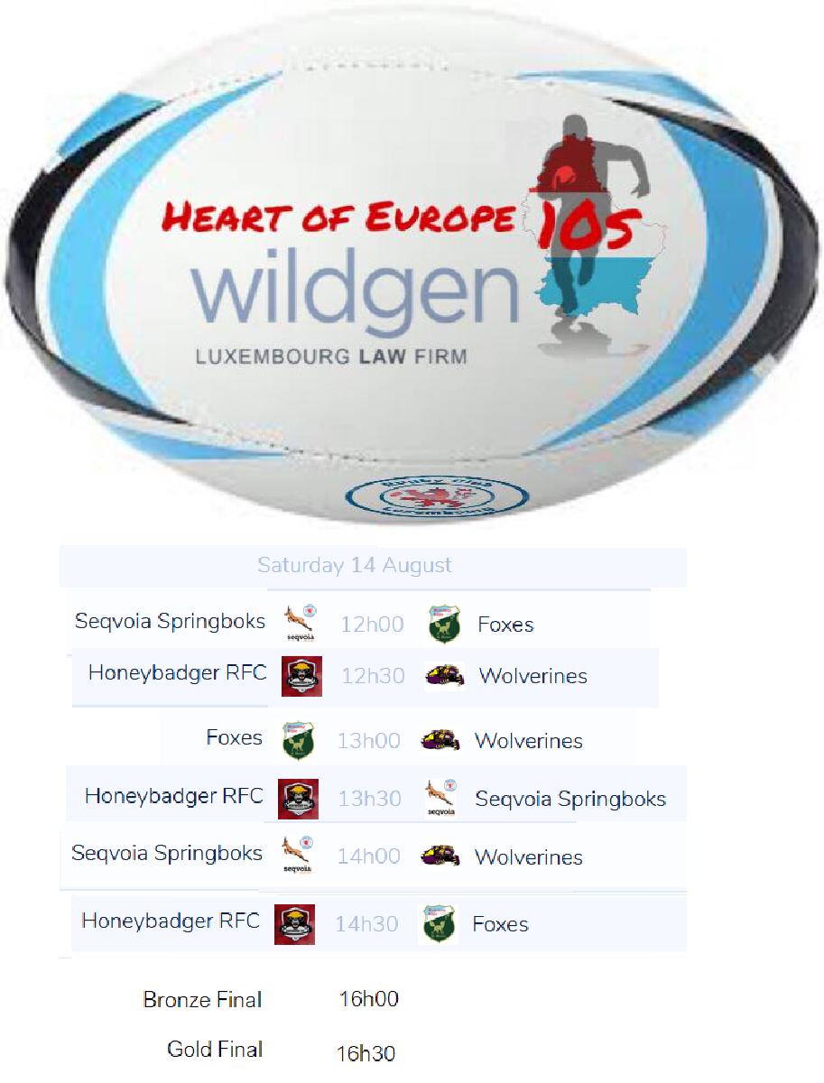 Wildgen 10s 2021 14th August at Cessange