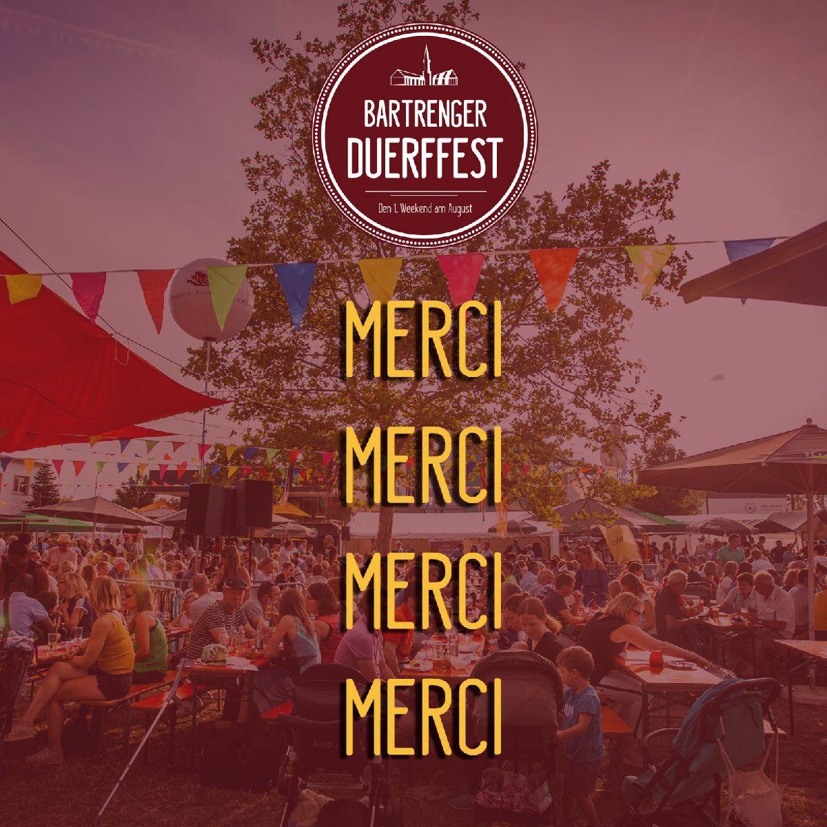 Bartrenger Duerffest 2021