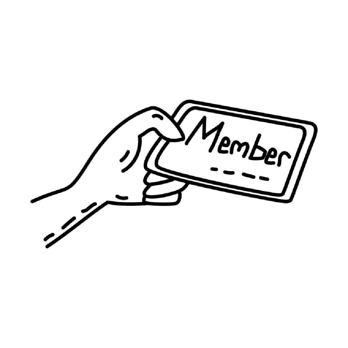 carte de membre saison 2021 - 22
