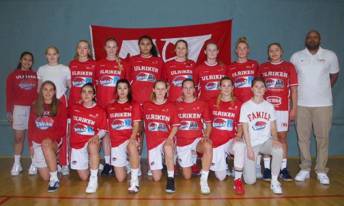 Pré-qualification EuroCup Women: ce sera les Norvégiennes de Ulriken Eagles