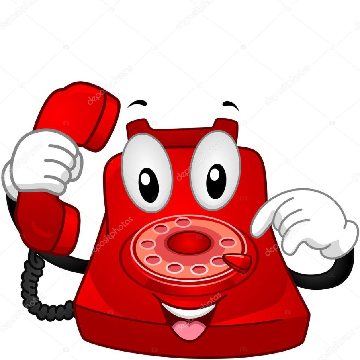 NEI Telefonsnummer an der Buvette