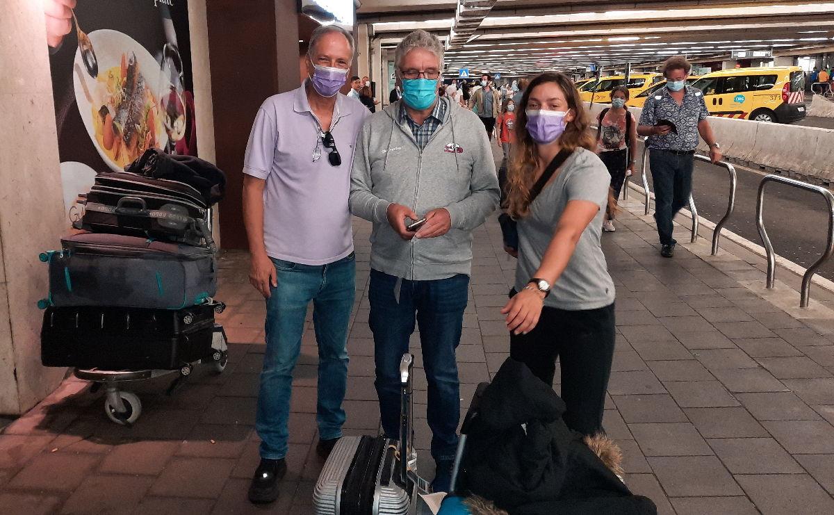 Eden Rotberg est arrivée à Liège !